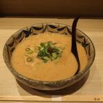 赤玉食堂 - 山椒和歌山ラーメン 880円