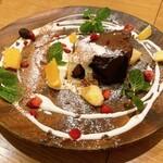 TASTY PLACE THE DINING - 【ガトーショコラ】