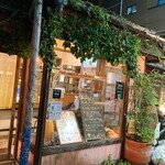 TASTY PLACE THE DINING - 【お店の外観】