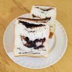 ル・ミトロン食パン - こんな感じ