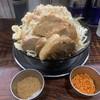 自家製麺 麺でる - 料理写真:【2021.2.15】小ラーメン800円+豚増し1枚150円