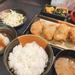 とんかつ 加賀ノ井 - 料理写真: