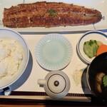 山道 - 料理写真:長焼き膳