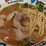 146702584 - 麺とチャーシュー