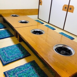 【個室完備】完全個室もあり、感染対策も安心。