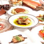 Bar CREAM - 愛知県の地元食材を使用した贅沢なコース料理もご用意