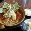 Heiseishokudou - 料理写真:「天ぷらそば」850円