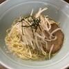 Ramensemmontenkazu - 料理写真:油そば(麺少な目)700円