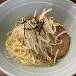 ラーメン専門店 和 - 料理写真:油そば(麺少な目)700円