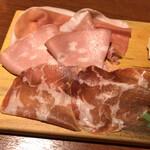 146711861 - フルボ(前菜盛り合わせ※左半分)