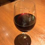 オステリア フルボ - フルボ(グラスワイン赤)