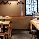 yakitoriporokichi - くつろげる落ち着く雰囲気