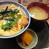天八 - 料理写真:かつ丼(¥890) 薄味なのでハマる人はハマるのかも。