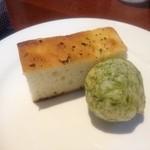 神戸須磨 イタリアン Pizzeria OTTO - パン
