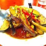 興隆 - 茄子の生姜煮