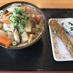 セルフうどん とんぼ - 料理写真: