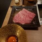 Saishokukembi - 厳選サーロインのすき焼き