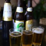 明治亭 - ノンアルコールビールも充実