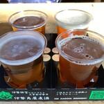 伊勢角屋麦酒 -