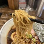 ラーメン一心 - 麺