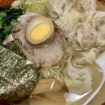 広州市場 - 広州ワンタン麺