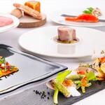 レストラン ラ・フォンテーヌ - 2021年春のアルジョンテ例