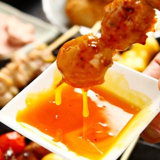 鶏にこだわり抜いた鳥料理『慶鳥』