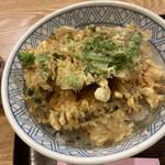 天ぷら 日本料理 あら川 - 特製天丼@1,430