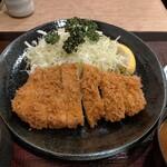 銀座 梅林 - 銀カツ定食2,350円