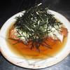 Beni - 料理写真:当店の名物料理お茶かつ