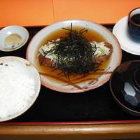 ベニ - お茶かつランチ