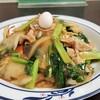 桂林 - 料理写真:あんかけ焼きそばです。