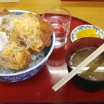とんかつ ちん豚 - 料理写真:カツ丼(大盛)