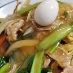 桂林 - 青菜がおいひい
