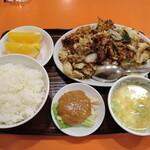 146754505 - ホイコーロー定食