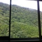 つつじの茶屋 - 景色