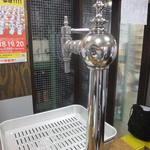 ビールスタンド重富 - 復刻した昭和初期型ビールサーバー