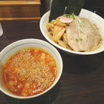 麺屋 うろこ - 辛つけ麺