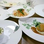 ★お料理とお飲み物付(2時間)
