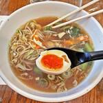 昌龍飯店 - 惠壽卵の味玉