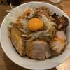 麺処 ほん田 - 料理写真:汁なし、チョイブタ増し、ヤサイチョイマシ、他マシ