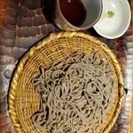 Bakuzambou - せいろ蕎麦