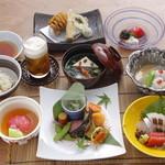 無量菴 伊良林 銀鍋 - 料理写真:5250円 月替会席コース (こちらは過去の献立となります。)