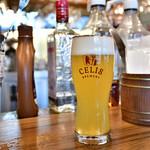 ベルギービール カフェ ベル・オーブ - セリス・ホワイト<Medium>@750円