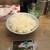 渡来武 - 料理写真:ライス(無料)と味のり