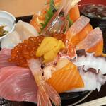 海鮮処 魚屋の台所 -