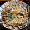 昌平 - 料理写真:きのこそば