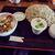 十得 - 天丼セット(そば ざる)大盛り(1300円+大盛り250円)(2021年2月)