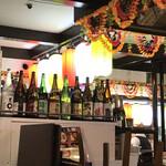インド料理 MAHARAJA - 何故に土佐酒多め?w