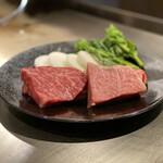 146783538 - 鹿児島県黒毛和牛、神戸牛